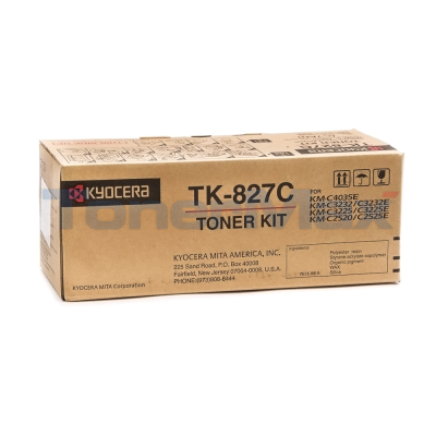 KYOCERA MITA KM-C2520 3225 3232 TONER CYAN